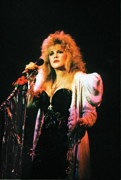 Stevie Nicks en los 70