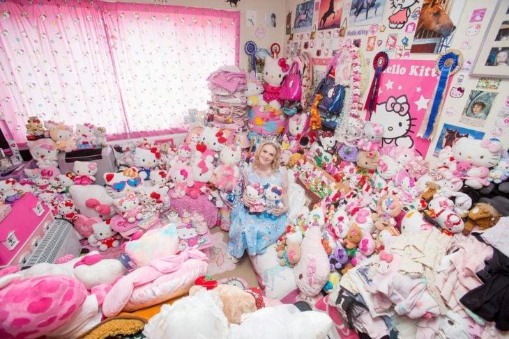 Mercansía de Hello Kitty
