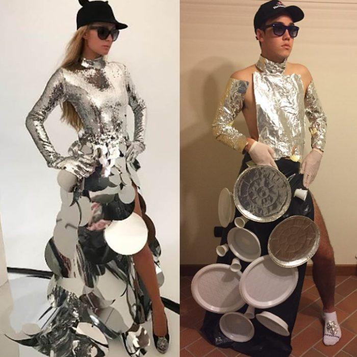 Paris Hilton parodia