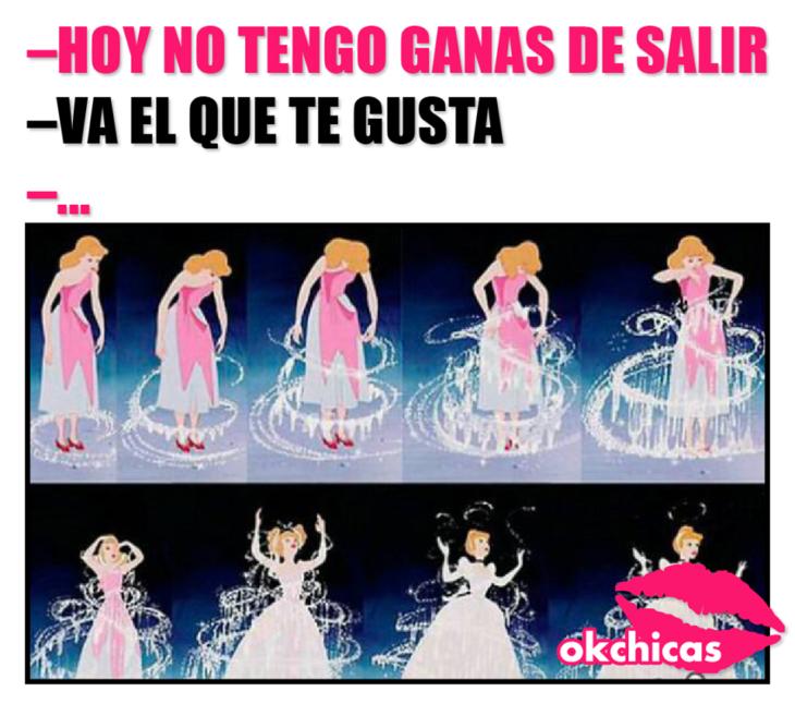 memes princesas