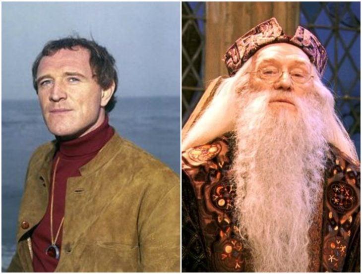 Albus Dumbledore/ richard harris de joven