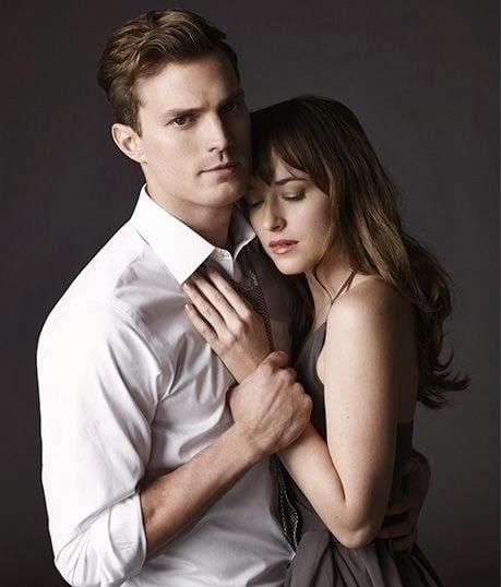 Anastasia Steel y Christian Grey