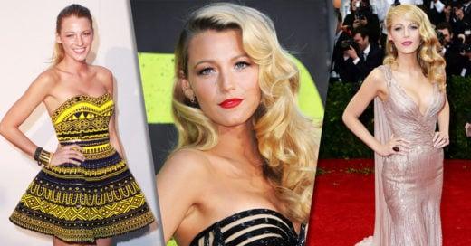 30 Increíbles looks de Blake Lively que demuestran su evolución de estilo a través de los años