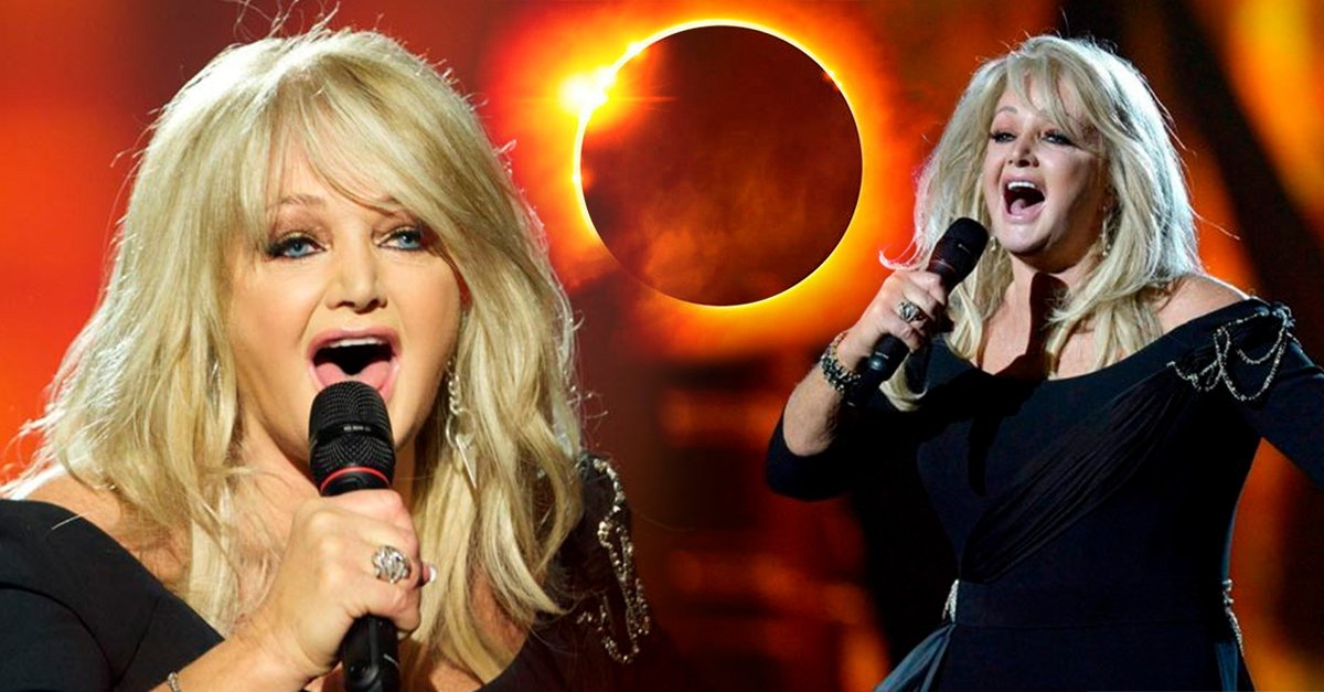 Bonnie Tyler interpretará total eclipse of the heart