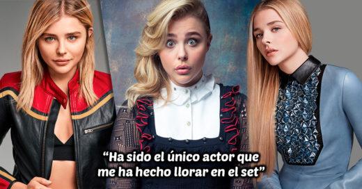 """En entrevista, Chloë Moretz cuenta cómo fue avergonzada por su coprotagonista cuando la llamó """"gorda"""""""