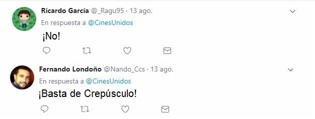 comentarios Los juegos dle hambre tuit