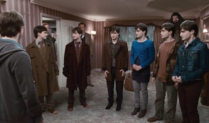 escena de Harry Potter y la Orden del Fénix