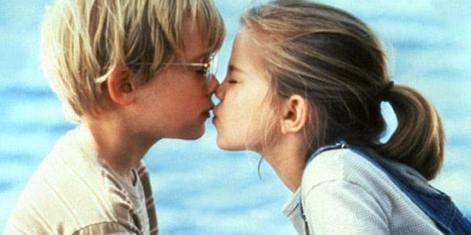 Escena de la película Mi primer beso