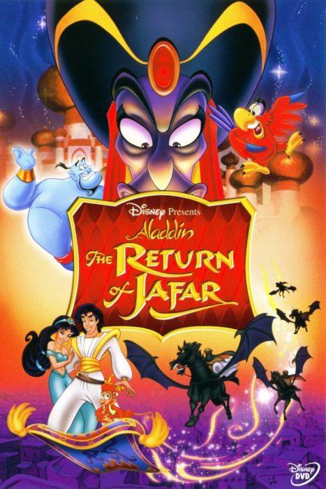 Portada de película Disney