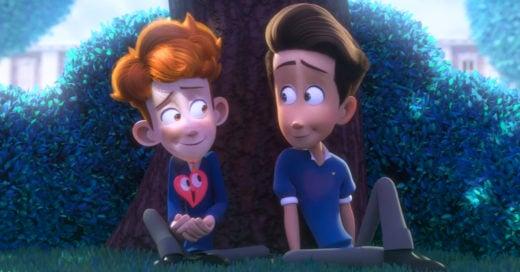 El conmovedor cortometraje de un chico enamorado de otro chico; está conquistando Internet