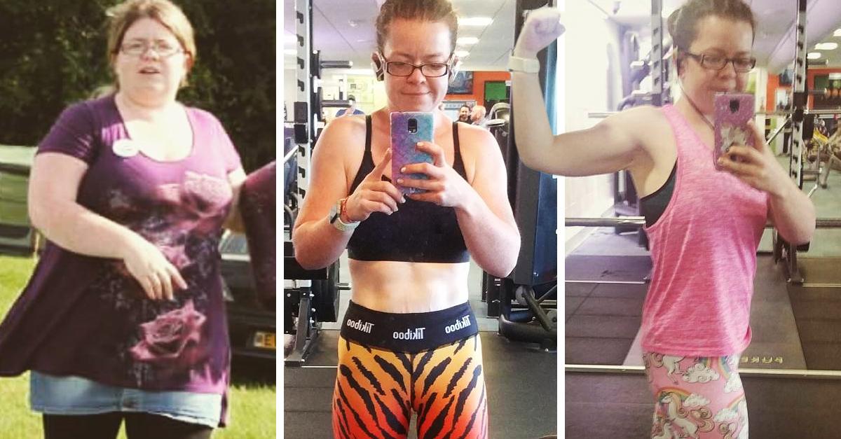 Su esposo se suicidó y para quitarse la depresión decidió hacer ejercicio y cambiar su vida