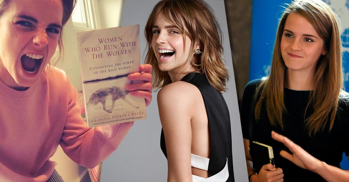 Emma Watson la celebridad más inspiradora; vence a Beyoncé y Ariana Grande