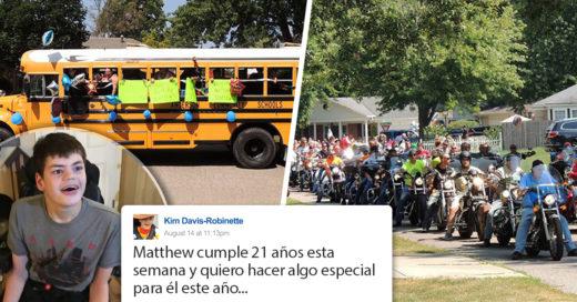 Esta mamá pidió ayuda para festejar el cumpleaños de su hijo autista; el lugar se llenó de regalos