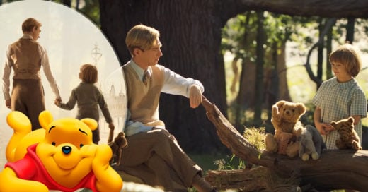 Goodbye Christopher Robin la versión Live-Action de Winnie the Pooh