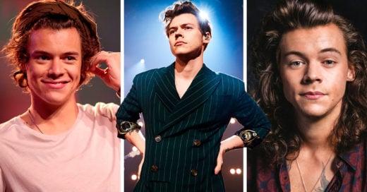 15 Razones por las que Harry Styles es guapísimo.