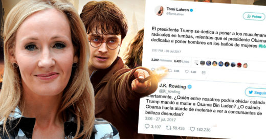 J.K. Rowling usa el Avada Kedavra para destruir a una conservadora estadounidense en un duelo de Twitter