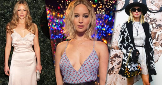 Esta es la increíble transformación de estilo de Jennifer Lawrence