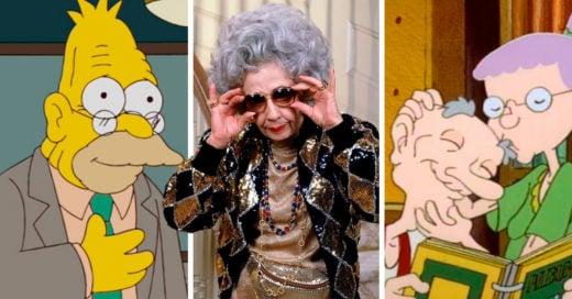 15 Abuelos y abuelas de la pantalla que todas quisiéramos tener