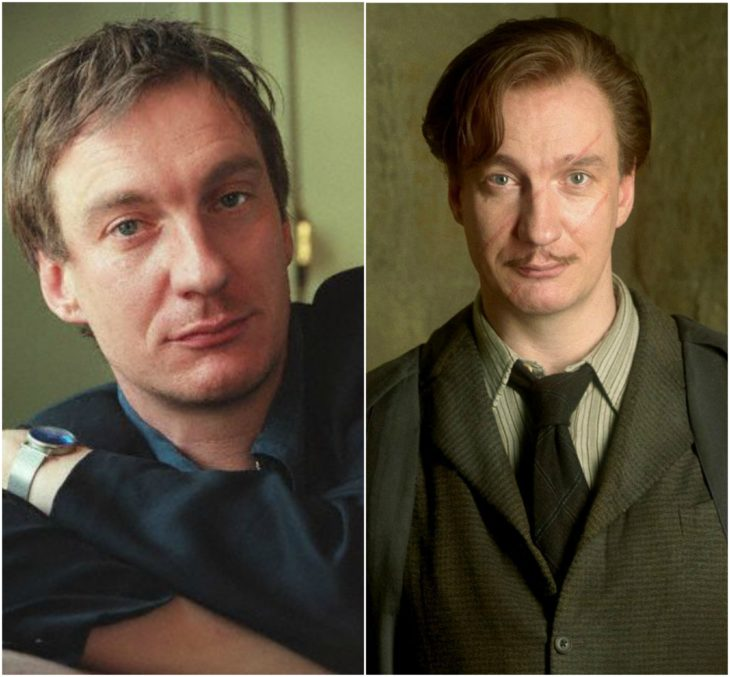 remus lupin/ David Thewlis de joven