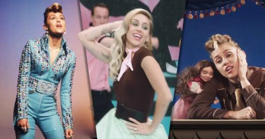 Miley Cyrus estrenó el video de Younger Now