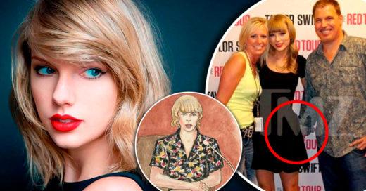 Taylor Swift demanda a un DJ por agarrarle el trasero en una sesión de fotos