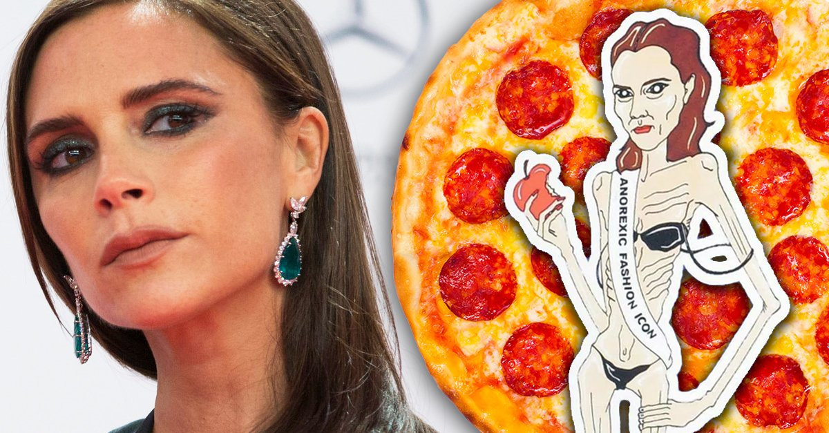 Victoria Beckham demandará a un restaurante que la llamó anoréxica