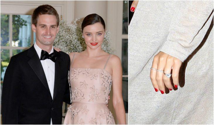 anillos de compromiso celebridades miranda kerr