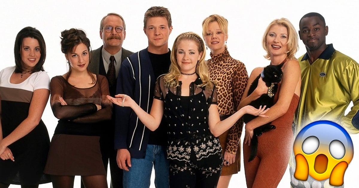Así lucen los actores de 'Sabrina, la bruja adolescente', a 21 años de su estreno