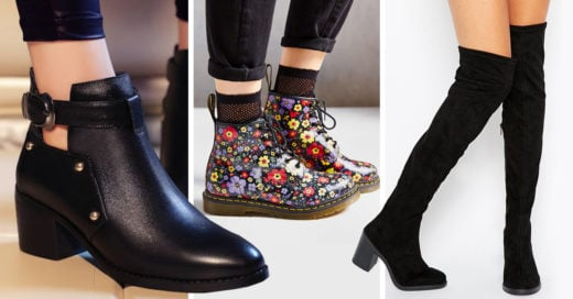 10 Diseños de botas hermosas que debes tener esta temporada