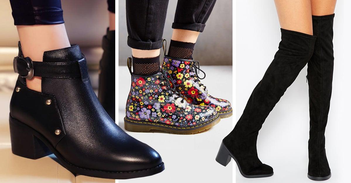 10 Diseños de botas hermosas que debes tener esta temporada