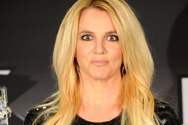 britney spears graciosa
