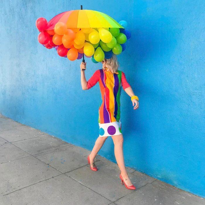 chica de los colores 10