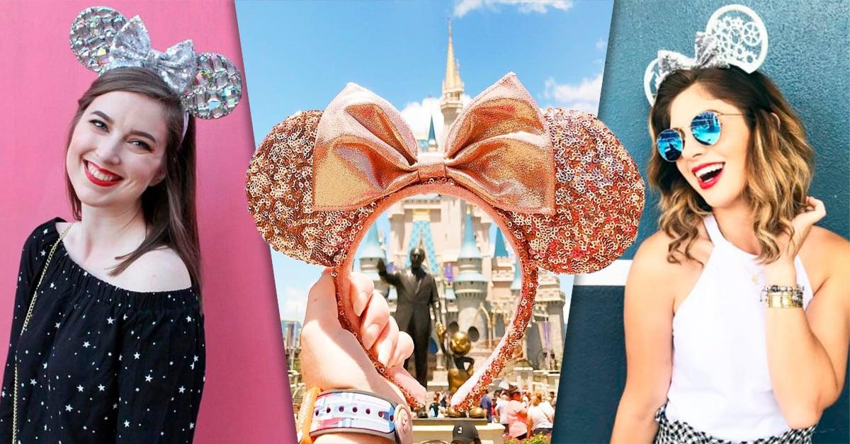Las fans de Minnie Mouse tienen un nuevo accesorio para visitar Disneland... Y morímos de envidia