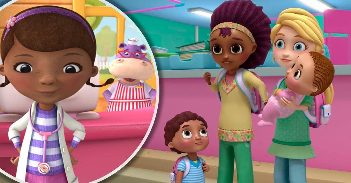 Disney lanza un episodio de Doctora Juguetes con una familia de 2 mamás; porque amor es amor