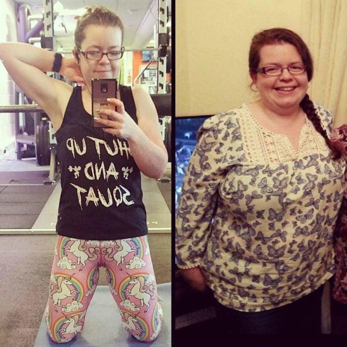 emma halford perdió peso
