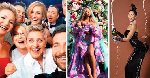 15 Personajes que cambiaron la historia de Internet con sus fotografías