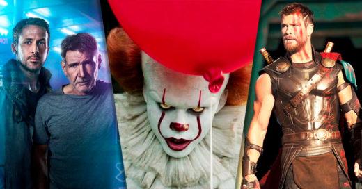 20 Estrenos en el cine para este otoño de 2017; programa tu agenda