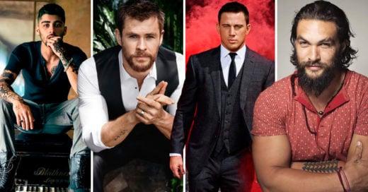 Conoce a los 20 hombres más guapos de este 2017 ¡son irresistibles!