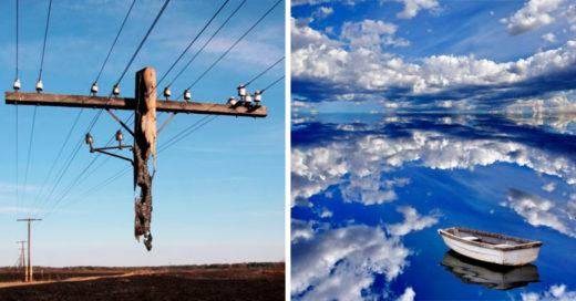 25 Fascinantes imágenes de nuestro planeta que NO fueron editadas con Photoshop