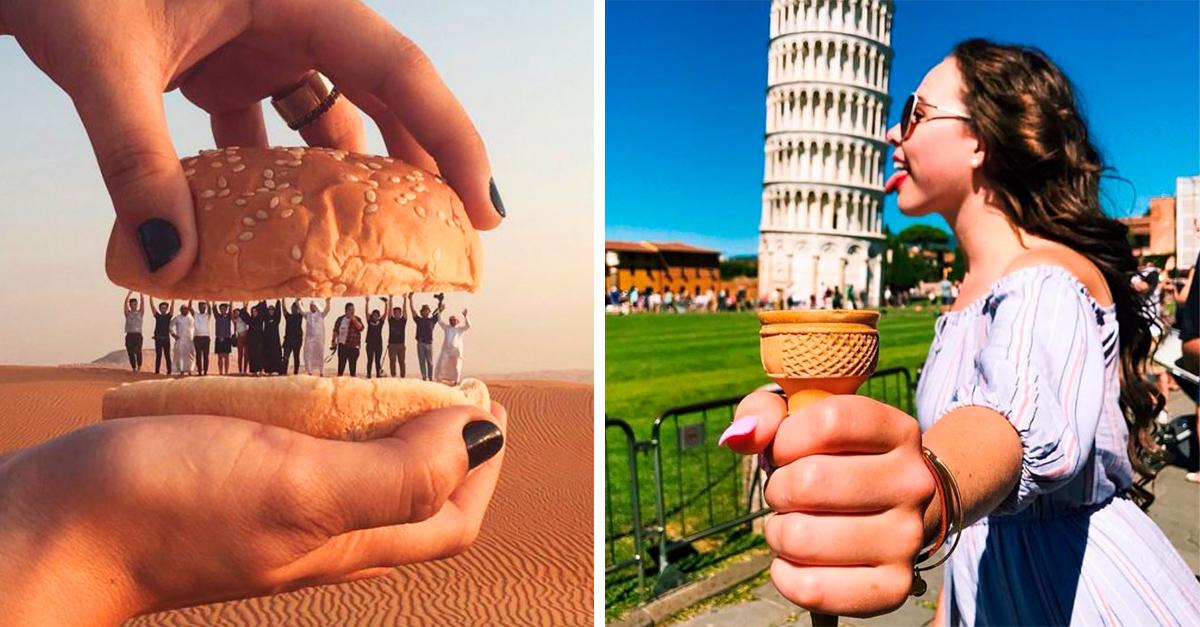 20 Formas de tomar grandiosas fotografías que reflejen tus vacaciones