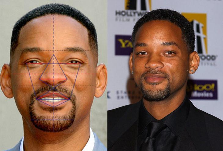 Comparación que determina porque los hombres son guapos