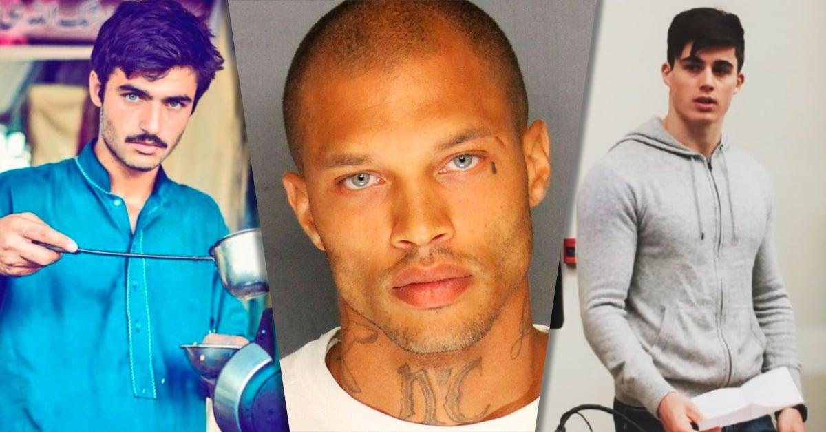 Los 10 hombres más guapos de las redes que fueron descubiertos por casualidad