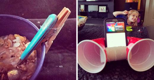 15 Veces en que los niños nos sorprendieron con sus geniales inventos