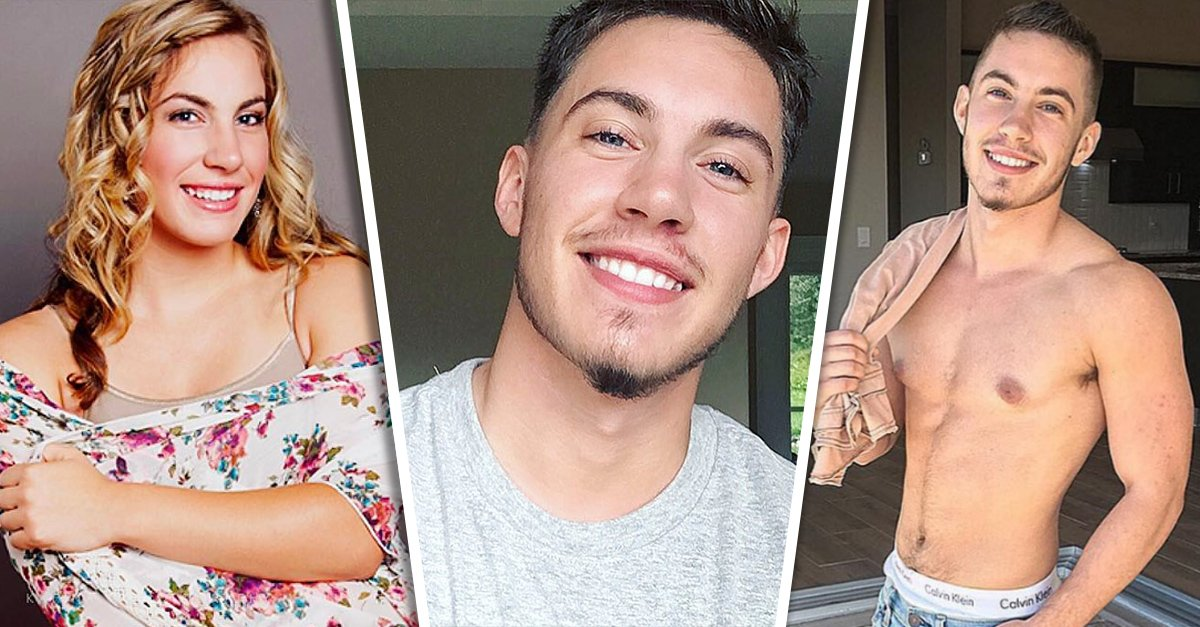 El increíble cambio de Jaimie Wilson, el chico transgénero más popular en Instagram