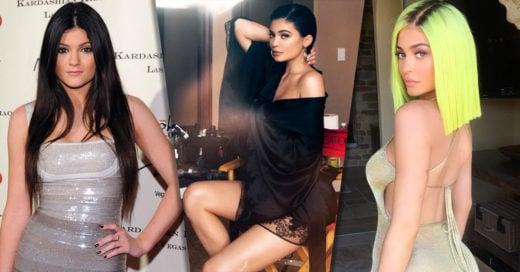 30 Looks que la evolución de estilo de Kylie Jenner; la envidada veinteañera millonaria