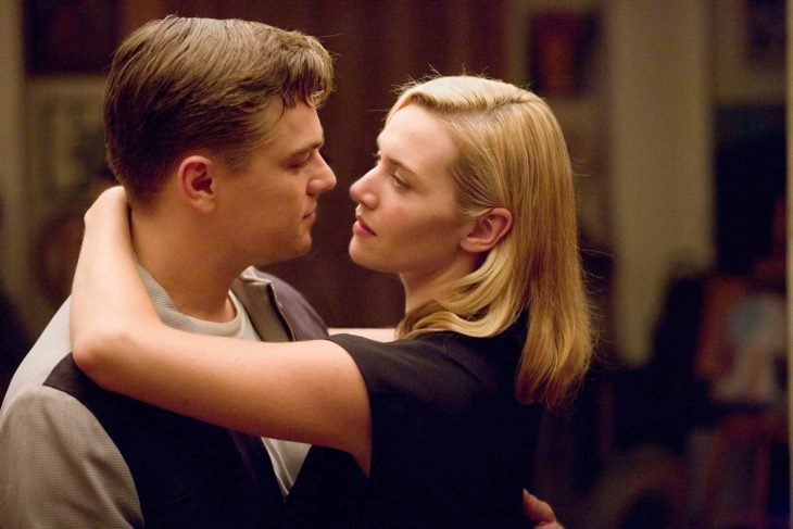 leonardo dicaprio y kate winslet revolutionary road