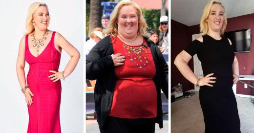 Mama June presume su impresionante pérdida de peso, te impactará el resultado