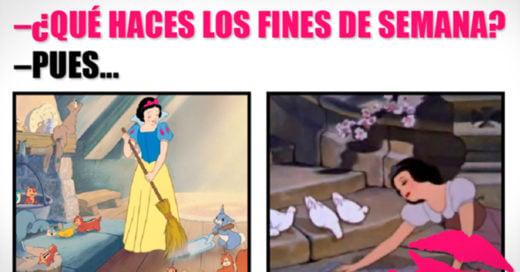 20 Memes de Princesas de Disney que no dejarás de usar