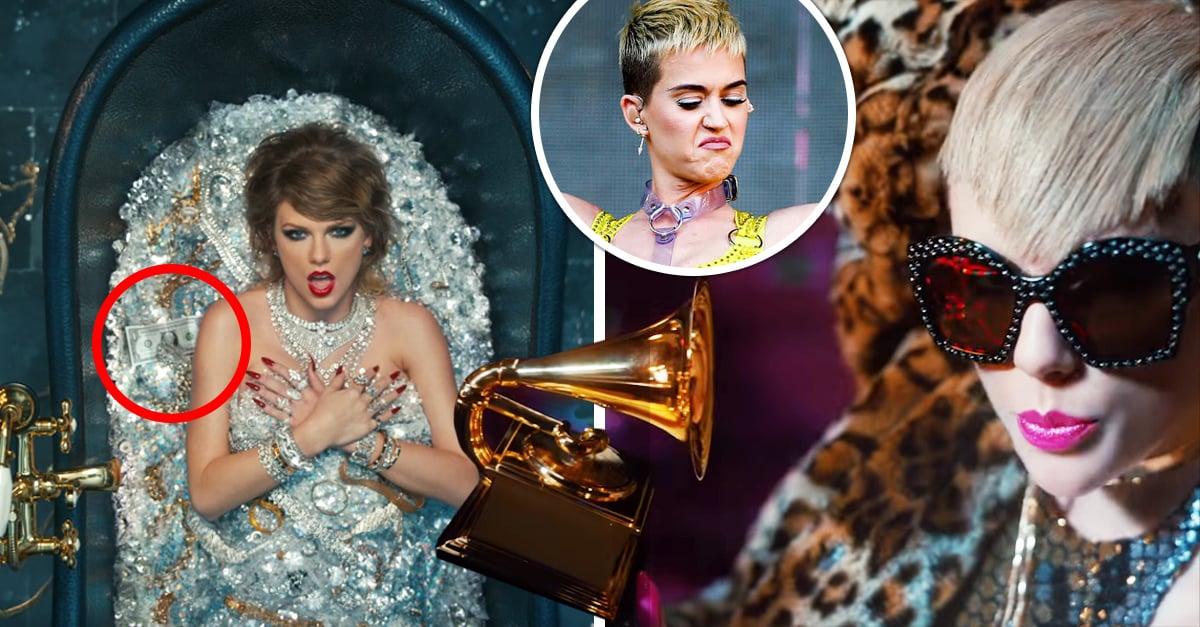 15 Mensajes secretos en el nuevo video de Taylor Swift; ¿la amas o la odias?