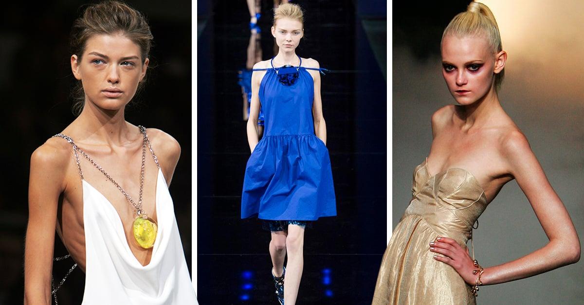 Las modelos deben mostrar un certificado médico si quieren desfilar; no más Ana y Mia
